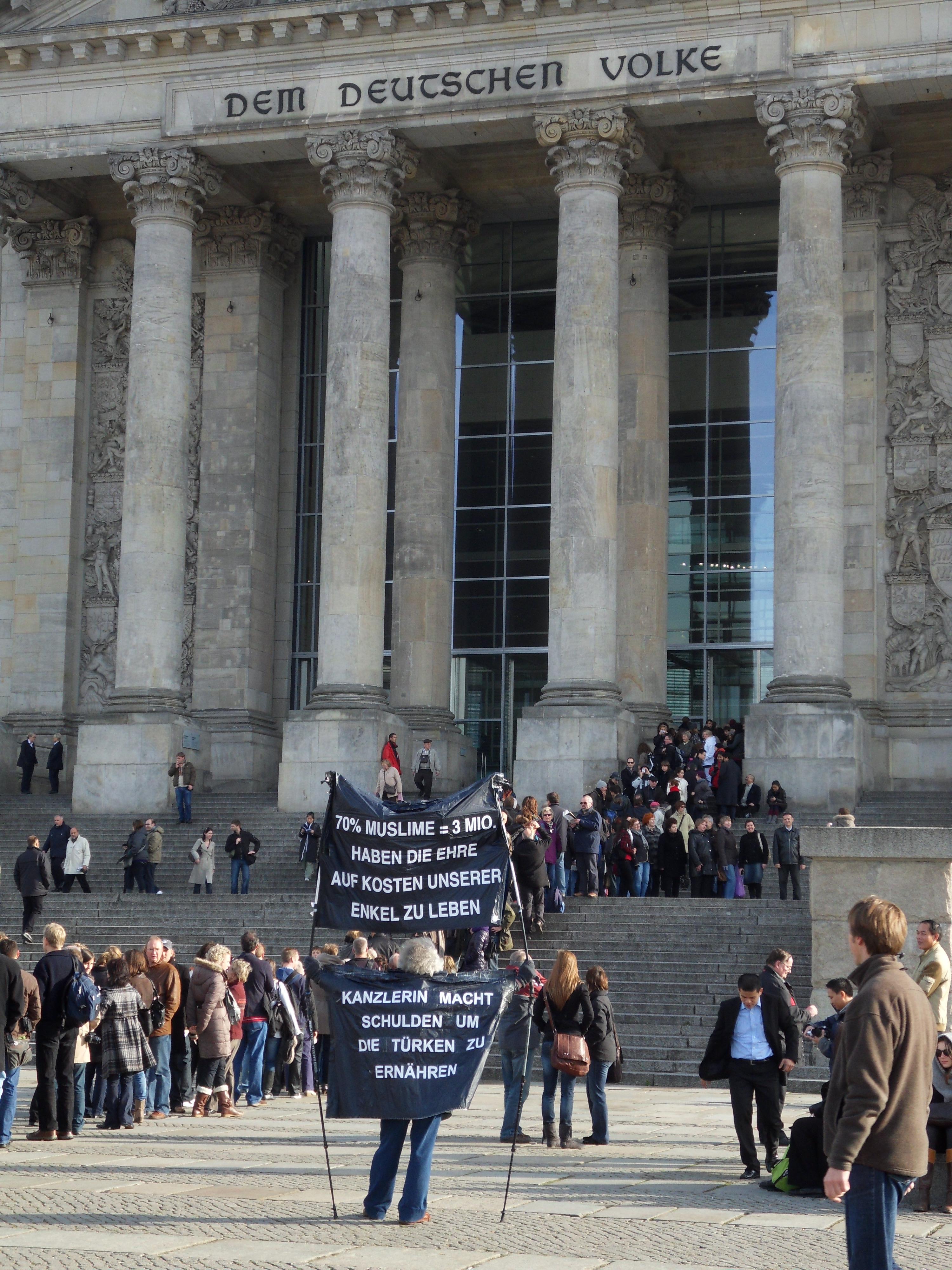 Il parlamento tedesco il mio blog semiserio for Il parlamento