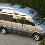 Camper Volkswagen Dehler