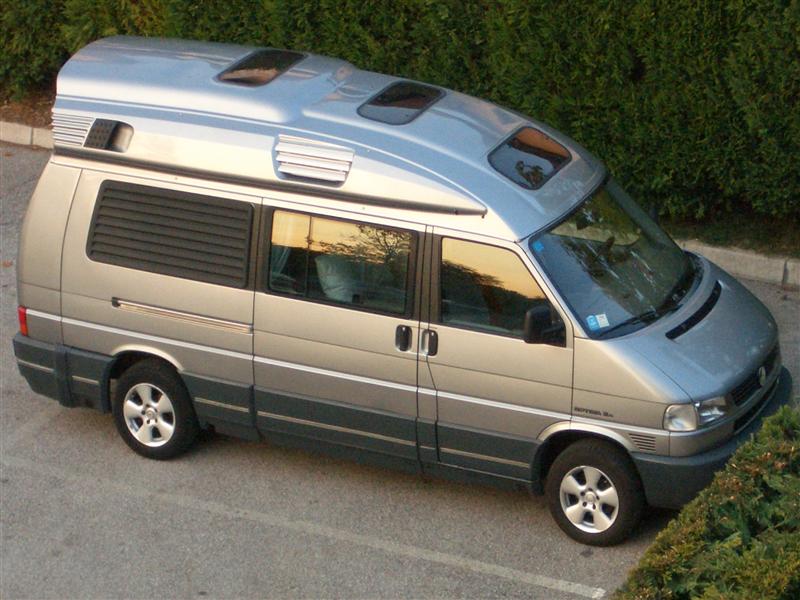 Camper multivan Volkswagen Dehler t4   Il mio blog semiserio
