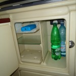 frigorifero camper dehler