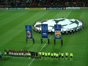 Milan vs Barcellona Champions League