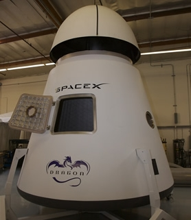 Navicella Dragon di SpaceX