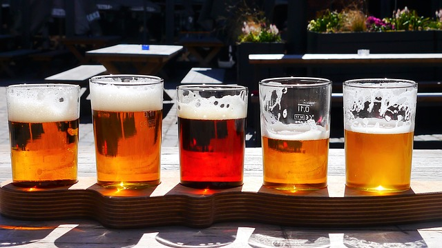Amore per le birre artigianali