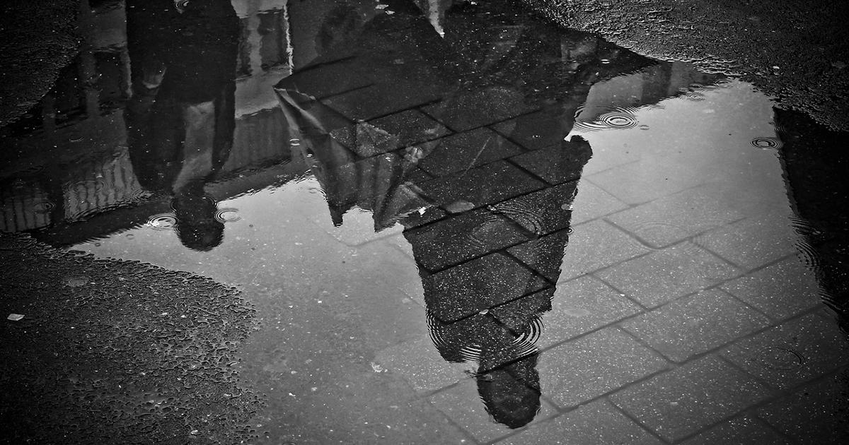 Brutto tempo e pensiline