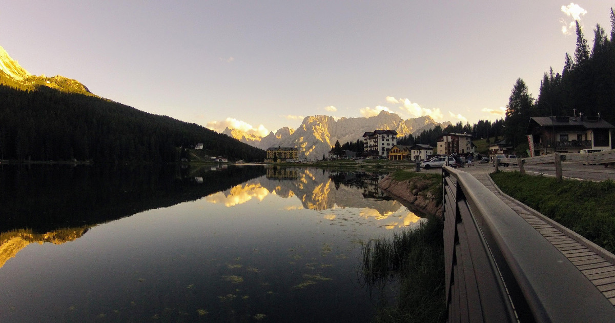 Weekend a Misurina