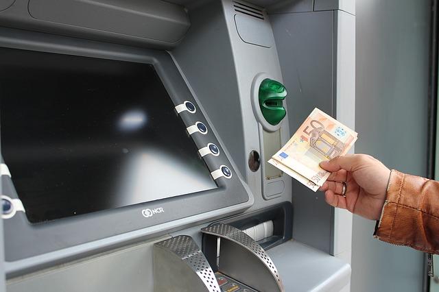 Fare bancomat