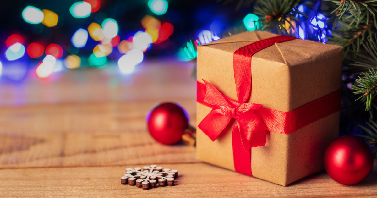 Idea regalo di Natale last minute
