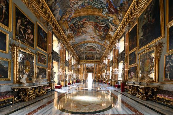Interni di Palazzo Colonna