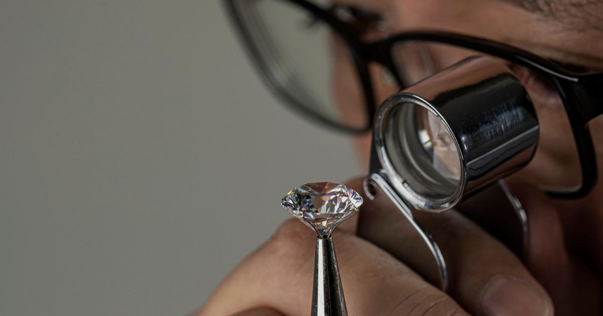Differenze diamante naturale da diamante sintetico