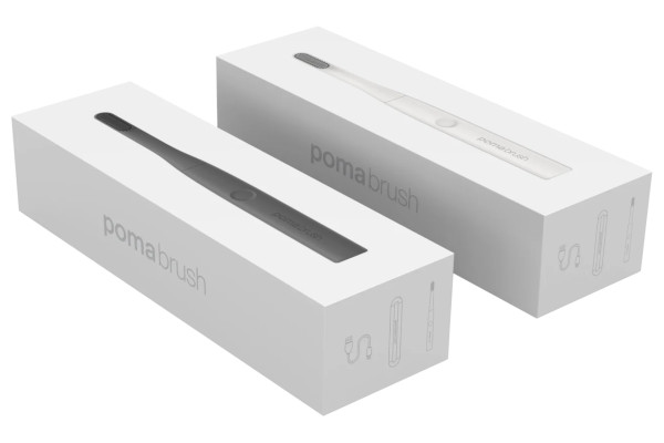 Confezione spazzolino Pomabrush