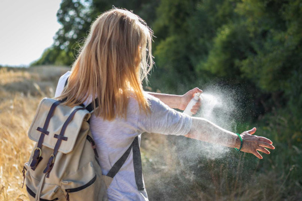 Repellente anti zanzara