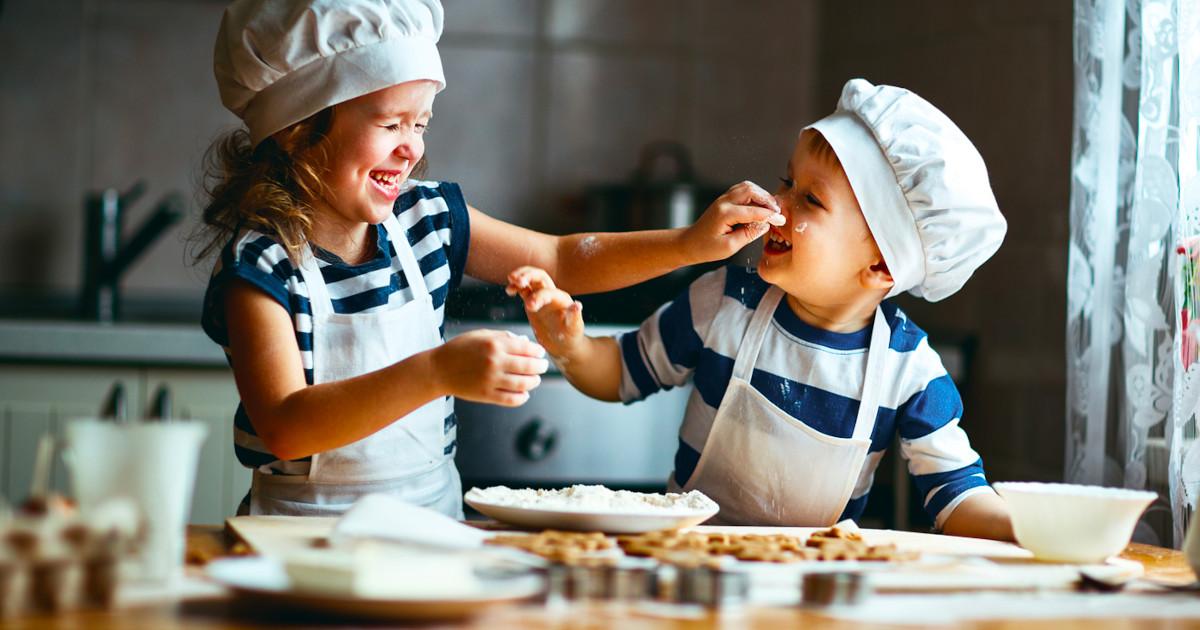 Bambini cucina giocattolo